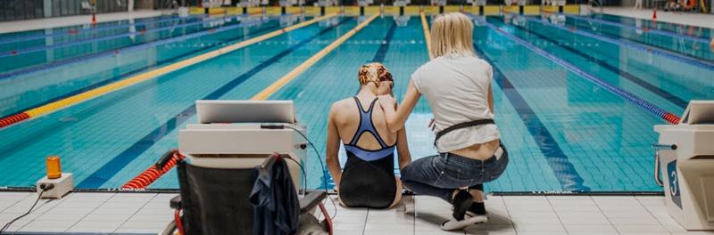 Pływanie bez barier